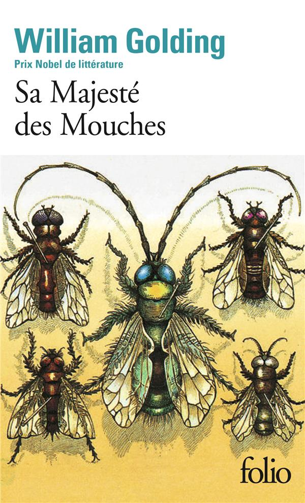 SA MAJESTE DES MOUCHES GOLDING WILLIAM GALLIMARD